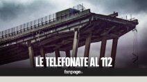 """Crollo Genova, gli audio delle telefonate al 112: """"È venuto giù il ponte Morandi, fate presto!"""""""