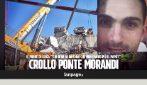 """Ponte Morandi, la famiglia di Luigi: """"Chi dirà ai sui figli che non hanno più un padre?"""""""