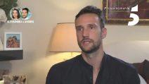 """Andrea Zenga con Alessandra Sgolastra a Temptation Island Vip: """"Le mostrerò che può fidarsi"""""""