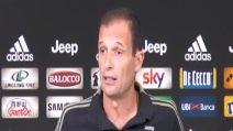 """Juventus, Allegri: """"Ronaldo ora gioca, ma anche lui riposerà"""""""
