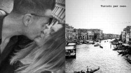 Marta Pasqualato e il suo nuovo amore a Venezia