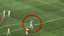 Juventus-Lazio, il gesto di Leonardo Bonucci verso i tifosi della Juve