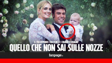 Matrimonio Chiara Ferragni Fedez: tutto quello che non sai sulle nozze dei Ferragnez