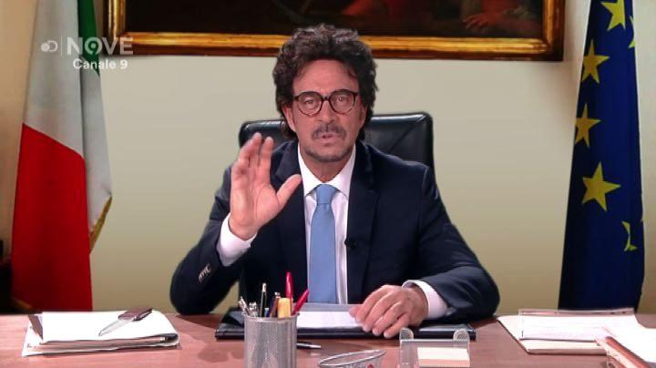 Torna Fratelli Di Crozza Con Lentusiasmo Del Min Toninelli