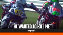 "Moto 2, Romano Fenati fired for grabbing Manzi's brake lever in Misano: ""He wanted to kill me"""