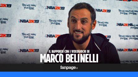 """Marco Belinelli presenta NBA 2K19: """"Sono un videogiocatore, a casa e in palestra. Il più forte? Joel Embiid"""""""