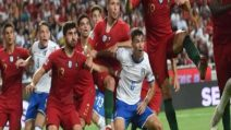 Nations League, Italia sconfitta in Portogallo da un gol di André Silva