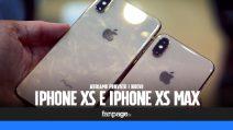 Abbiamo provato iPhone XS e iPhone XS Max: le novità in 120 secondi