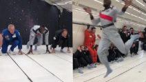 Bolt è il più veloce di tutti anche in assenza di gravità