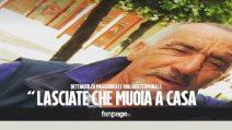"""Napoli, detenuto a Poggioreale e malato terminale, la famiglia: """"Lasciate che muoia a casa"""""""