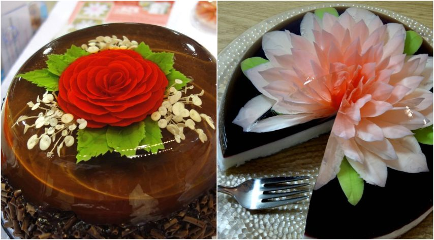 Decorazioni Torte Cinesi : Infila una siringa nella torta le decorazioni d che vi incanteranno