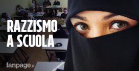 Prof razzista attacca studentessa musulmana. Le reazioni dei compagni [ESPERIMENTO SOCIALE]