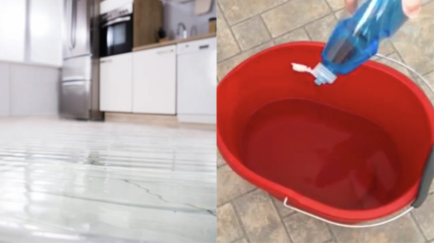 Pulire Pavimenti Con Aceto.Come Pulire E Disinfettare Il Pavimento Della Cucina