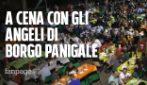 """Inferno in A14, Bologna ringrazia gli angeli di Borgo Panigale: """"Senza di loro era strage"""""""