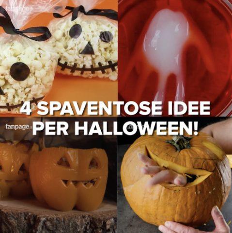 4 idee spaventose per Halloween! dfce926c9f9c