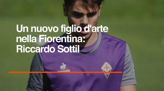 Maglia Home Fiorentina RICCARDO SOTTIL