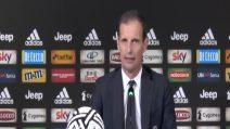 """Juventus, Allegri: """"Barzagli? Difensore di un'altra categoria"""""""