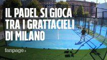 """Dal calcio alla racchetta: Albertini e Casiraghi presentano il""""City Padel Milano"""""""