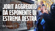 Jorit aggredito da esponente di estrema destra, stava realizzando il volto di Ilaria Cucchi