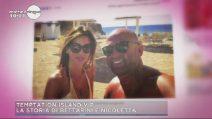 La storia tra Bettarini e Nicoletta a Temptation Island