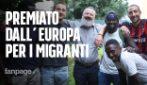 """Il prof che ospita 6 rifugiati è Cittadino dell'anno: """"L'Europa può accogliere milioni di persone"""""""