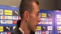 "Italia-Ucraina, Bernardeschi: ""Avremmo meritato la vittoria"""