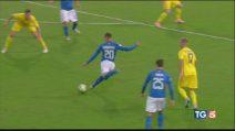 Bernardeschi non basta, Italia-Ucraina 1-1