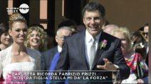 """Carlotta ricorda Fabrizio Frizzi: """"L'amore della gente per lui mi aiuta ogni giorno"""""""