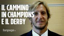 """Inter-Milan, Ambrosini: """"Mi aspetto un derby equilibrato"""""""