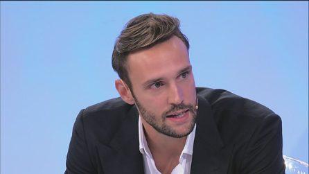 """Andrea Zenga: """"Avrei apprezzato che Alessandra avesse ammesso l'attrazione per Cerioli"""""""