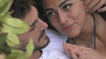 """Grande Fratello Vip, Giulia Salemi a Francesco Monte: """"Da stamattina non mi guardi in faccia"""""""