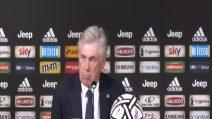 """Ancelotti: """"Banti, gestione superficiale. Cori contro di me? Più fastidiosi quelli contro Napoli"""""""