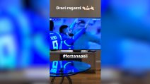 Napoli batte Liverpool: il messaggio di Jorginho alla sua ex-squadra