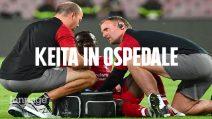 Nabi Keita in ospedale dopo Napoli-Liverpool, ecco le sue condizioni