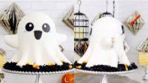Halloween 2018, il cake design che ti terrorizzerà