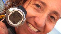 A 48 anni Mariafelicia Carraturo è record del mondo di apnea. Storia di un'impresa impossibile