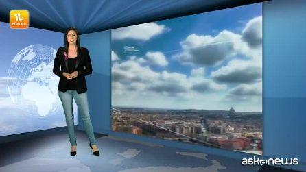 Previsioni meteo per domenica, 7 ottobre 2018