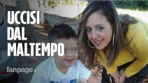 """Maltempo in Calabria: morti mamma e figlio. """"Sembrava la fine del mondo"""""""