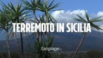 """Terremoto Sicilia: piccoli crolli, feriti e paura a Catania. L'Ingv: """"Ecco cosa sta accadendo"""""""