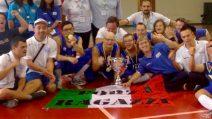 La nazionale italiana di basket con la Sindrome di Down è campione del mondo. Grazie ragazzi