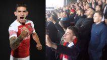 Lucas Torreira è già un idolo, i tifosi dell'Arsenal gli dedicano un coro stupendo