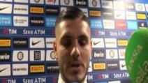 """Inter, Icardi: """"Obiettivo zona Champions, presto per parlare di scudetto"""""""