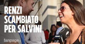 Gli elettori del PD alla Leopolda non distinguono Matteo Renzi da Matteo Salvini