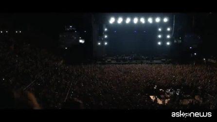 """Manuel Agnelli alla Festa di Roma con il docufilm """"Noi siamo Afterhours"""""""