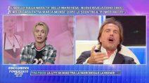 """Robert Garth contro Antonio Zequila a Pomeriggio Cinque: """"Fingi di essere etero"""""""