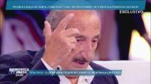 """Domenica Live, parla Franco Gatti: """"così comunico con mio figlio"""""""