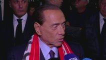 Silvio Berlusconi boccia il Milan di Gattuso