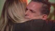 Grande Fratello Vip 2018, Enrico Silvestrin incontra la fidanzata Federica Broggi