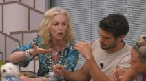 Grande Fratello Vip 2018, scoppia la lite tra Daniela Del Secco d'Aragona e Elia Fongaro