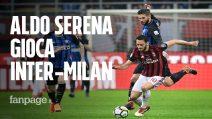 """Aldo Serena: """"Inter-Milan sarà un derby emozionante"""""""